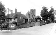 Pulborough, St Mary's Church 1939