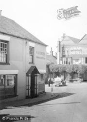 Pulborough, Swan Corner c.1950