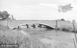 Pulborough, The Bridge 1959