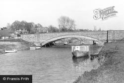 Pulborough, The Bridge c.1955