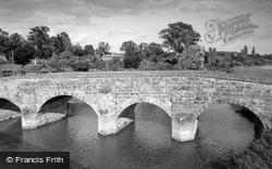 Pulborough, The Old Bridge 1957