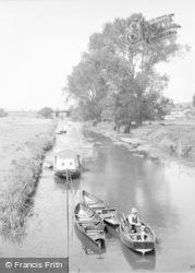 Pulborough, The River c.1950
