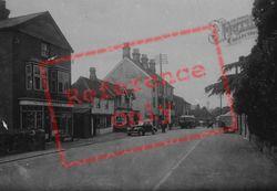 Pulborough, The Village 1939