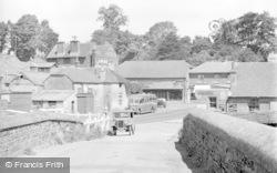 Pulborough, Village From The Old Bridge c.1950