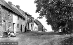 Puncknowle, Village 1906