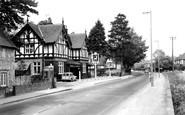 Purbrook, The White Hart c1960