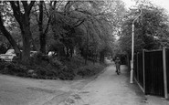 Purley, Bridle Path, Coldharbour c1965