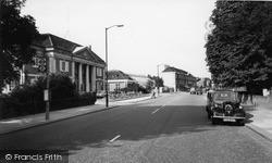 Purley, Brighton Road c.1960