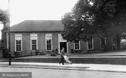 Purley, Central Public Library c.1960