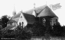 Purley, Church 1903