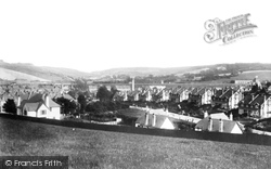 Purley, From The Hills 1903