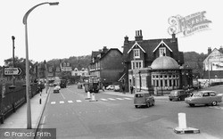 Purley, Godstone Road  c.1965