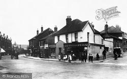 Purley, High Street 1903