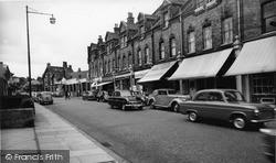 Purley, High Street c.1960