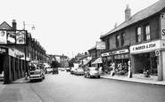 Purley, High Street c1965