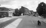 Purley, Main Road c1955