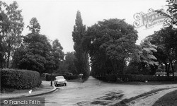 Purley, Promenade De Verdun c.1960