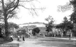 Purley, Purley Corner 1903