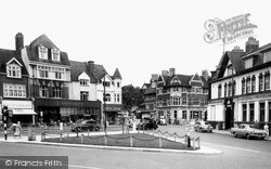 Purley, Purley Corner c.1960