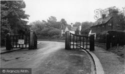 Purley, Rose Walk c.1960