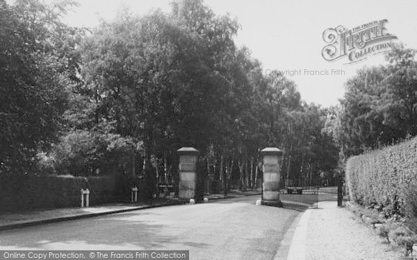Purley Silver Lane Francis Frith
