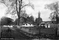 Purley, St Mary's Avenue c.1955