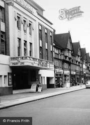 Purley, The Astoria Cinema, High Street c.1960