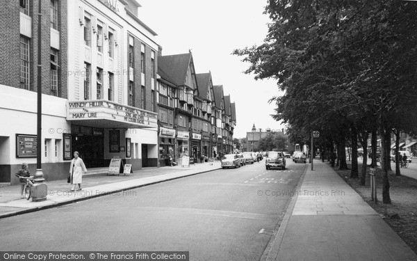 Purley The Astoria High Street Francis Frith