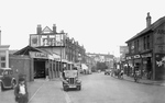 Purley Main Road Francis Frith