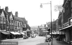 Purley, View From Purley Way c.1955