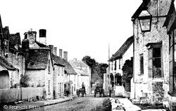 Purton, High Street c.1910