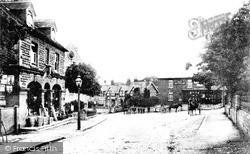 Purton, Lower Square 1910