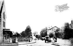 Purton, The Hill 1910