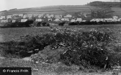 Pwll, General View c.1955