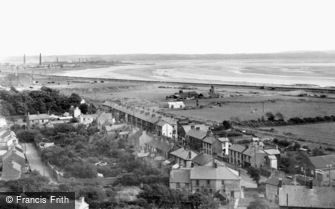 Pwll, the Bay c1960