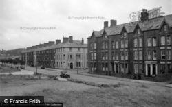 Pwllheli, Beach Road 1951