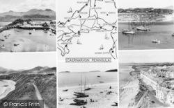 Caernarvon Peninsular Composite c.1960, Pwllheli