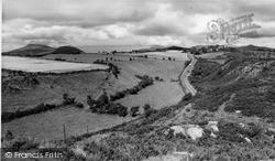 Caernarvon Road c.1960, Pwllheli