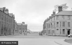 Pwllheli, Churton Street 1951