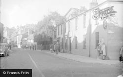 Coal Street c.1950, Pwllheli