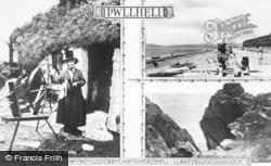 Composite c.1930, Pwllheli