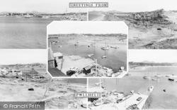 Pwllheli, Composite c.1960