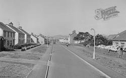 Pwllheli, Ffordd Mela 1959