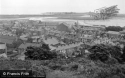 General View From The Garn 1952, Pwllheli