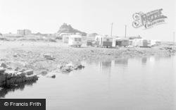 Pwllheli, Gimblet Caravan Site 1959