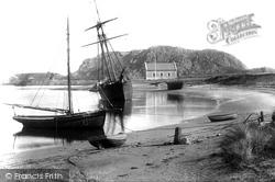 Gimlet Rock 1891, Pwllheli