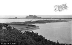Harbour And Gimlet Rock 1921, Pwllheli