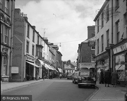 High Street 1958, Pwllheli