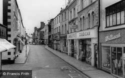 High Street c.1960, Pwllheli