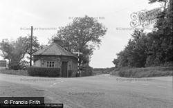 Old Toll Cottage 1958, Pwllheli